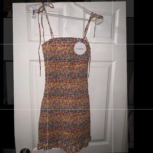 Storia - Smocked Dress Size Small